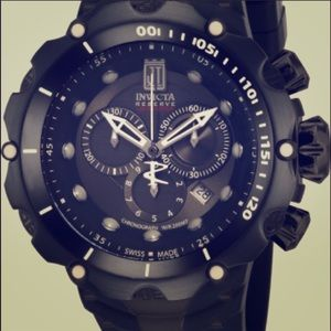 NEW Invicta Jason Taylor Edition Wrist Watch